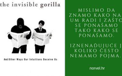 Nevidljivi gorila i selektivna percepcija
